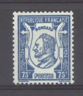 France  :  Yv  209  ** - Nuovi