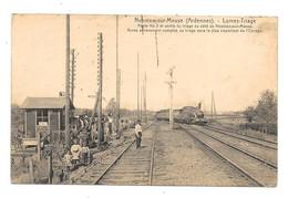 CPA 08 - NOUVION SUR MEUSE (Ardennes) - LUMES TRIAGE TRAIN) - Altri Comuni