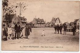 LILLE-DELIVRANCE-  Place Louis-Trocmet - Lille
