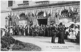 La Fleche Sarthe Prytanée Distribution Des Prix 1910  état Superbe - La Fleche