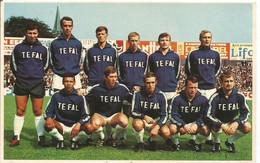 Charleroi ( Nom Des Joueurs Au Verso - Soccer