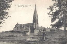La Boissiere De Montaigu Eglise Et Présbitère - Otros Municipios