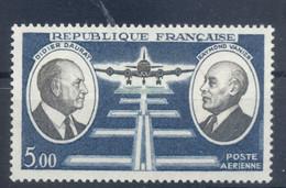 France 1971 - Y & T N. 46 Poste Aérienne - Daurat Et Vanier (Michel N. 1746) - 1960-.... Nuovi