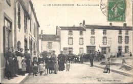 Genusson  Rue De La Gambretiere - Non Classificati