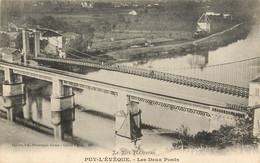 46-PUY L EVEQUE-N°3017-H/0237 - Otros Municipios