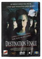 DVD Film Destination Finale - Horror