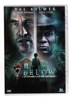 DVD Film Below Le Diable Est De Retour Avec Val Kilmer - Horror