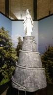 """VAElyo05 - LYON - Eglise N.D. De Fourvière - Statue De La Vierge - """"Notre Dame Du Liban"""" - Virgen Maria Y Las Madonnas"""