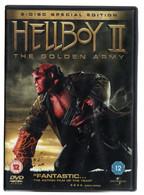 DVD Film Hellboy II The Golden Army - Fantasy