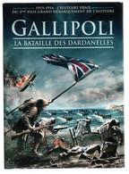 DVD Film Gallipoli La Bataille Des Dardanelles Ww1 - Storia