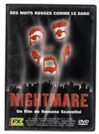 DVD Film Nightmare - Horror