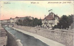 Milchtrinkhalle - Wien - Milk - Piazze Di Mercato