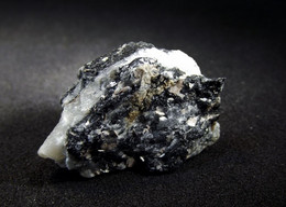 Murmanite On Matrix (3 X 2 X 1.5 Cm) Kvanefjeld - Ilimaussaq - Greenland - Minerals