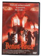DVD Film Demon House - Horror