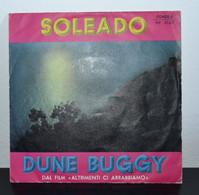 """Gli Introvabili: Soleado - Dune Buggy Dal Film """"Altrimenti Ci Arrabbiamo"""". - Altri - Musica Italiana"""