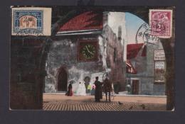 Estland Bildseitig Frankierte Ansichtskarte Tallinn Reval 1.6.1922nach Kassel  - Estonia