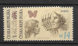 1995 MNH Cept Czech Republic - 1995