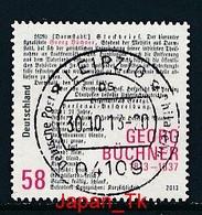 GERMANY  Mi.Nr. 3031 Ludwig Leichhardt - Used - Oblitérés