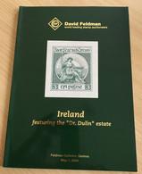 "Auktionskatalog David Feldman 2004 ""Ireland"" - Catalogues For Auction Houses"