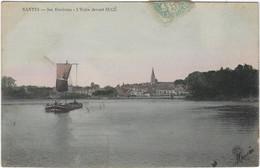 44  Suce  Sur Erdre  -  Pres De Nantes  -  L'erdre Devant  Suce - Peniche - Other Municipalities