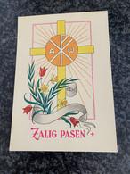 Pasen - Zalig Pasen   - Ave Maria Mol Ongebruikt - Pasqua