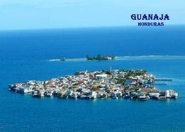 Honduras Guanaja Aerial View New Postcard - Honduras