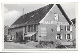 67 - STEIGE - CAFE-RESTAURANT - Risser Ernest - Other Municipalities