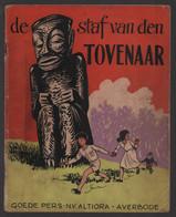 Altiora Averbode Johnny En Annie: De Staf Van Den Tovenaar (Renaat Demoen) 1950 - Otros