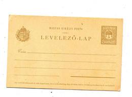 Carte Postale 5 Couronne - Postwaardestukken
