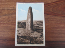 Carte PostaleTrégastel Le Menhir - Dolmen & Menhirs