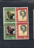 LENIN  - TOGO - 1970 - LENIN BIRTH CENTENARY  SET OF 2  PERFORATE & IMPERF   MINT NEVER HINGED - Lenin