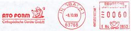 Freistempel Kleiner Ausschnitt 907 Schildkröte - Machine Stamps (ATM)