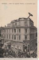 TUNISIE -BIZERTE - MORT DU CAPITAINE MADON 11 NOVEMBRE 1924 /NON CIRCULEE - Tunisia