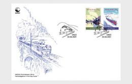 Norwegen Norway  MNH ** 2021  Centenary Of The Dovre Railway Line - Unused Stamps