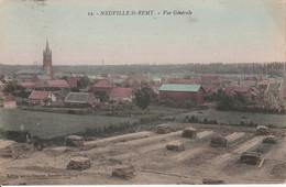 NEUVILLE SAINT REMY :Vue Générale(couleur). - Other Municipalities