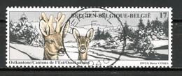 BE   2685  Obl  --   Cantons De L'Est  -  Obl. Parfaite Herstal  1er Jour  -  Gomme XX MNH - Used Stamps