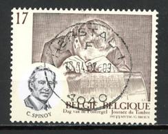 BE   2696  Obl  --   Journée Du Timbre  -  Obl. Centrale Parfaite Herstal  -  Gomme XX MNH - Used Stamps