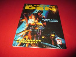 La Saga De Den 3   EO 1991  , Richard Corben - Unclassified
