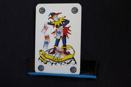 Joker - Playcards / Carte A Jouer /  Joker-the World Joker -  € - Other