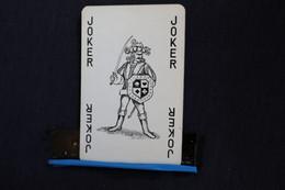 Joker - Playcards / Carte A Jouer /  Joker-the World Joker - Made In Germany - Other