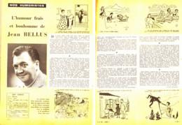 "Reportage ""  JEAN BELLUS "" 1959 - Sonstige"