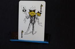Joker - Playcards / Carte A Jouer /  Joker-the World Joker - Nafta - Other