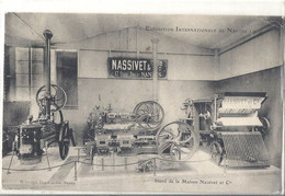 Stand Expositionde La Maison NASSIVET - Nantes