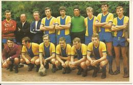 Zottegem ( Nom Des Joueurs Au Verso - Soccer