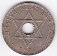 British West Africa 1 Penny 1926 George V,  En Cupronickel,  KM# 9 - Other - Africa