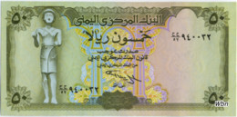 Yemen 50 Rials (P27a) -UNC- - Yemen