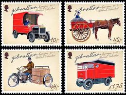 Europa Cept - 2013 - Gibraltar - (The Postman) ** MNH - 2013
