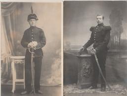ABL ,Régiment D'artillerie , 5 Photos - War 1914-18