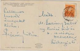 10 Karten / Briefe Mit Bahnpoststempeln / TPO (06) - Covers & Documents