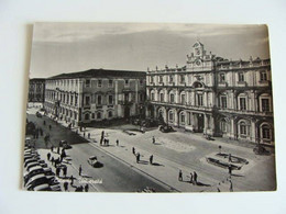 CATANIA  UNIVERSITA  SICILIA    VIAGGIATA COME DA FOTO - Catania